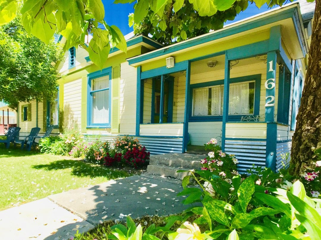 Peach Street Cottage